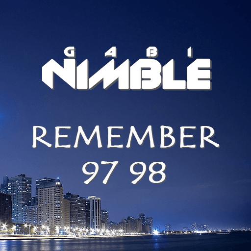 Portada-GABI-NIMBLE---Remeber-97-98