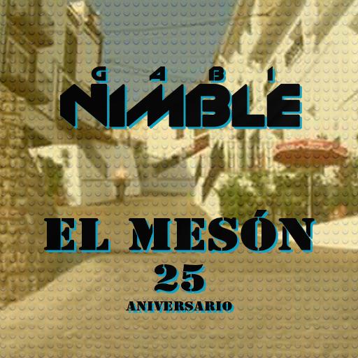 Portada-GABI-NIMBLE---El-Meson-(25-Aniversario)